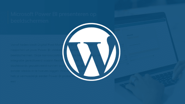 Wordpress feed 2